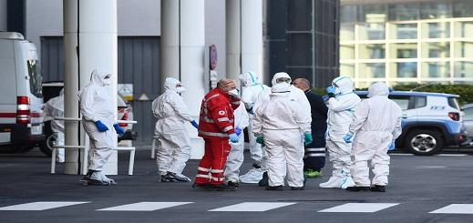 ما يناهز 800 شخص فقدوا حياتهم خلال يوم واحد في ايطاليا بسبب فيروس كورونا