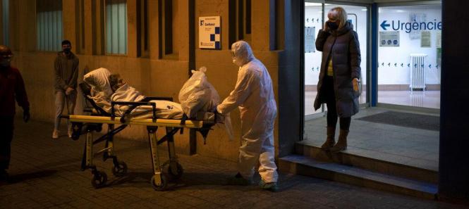 إسبانيا تتصدر معدل الوفيات اليومي جراء انتشار فيروس كورونا المستجد