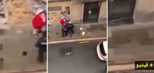 بالفيديو.. القنصلية المغربية تتدخل إثر تعرض شاب ووالدته مغربيين للاعتداء على يد الشرطة الإسبانية