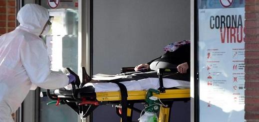 ممرضة أمريكية تسرب صورة صادمة لجثث ضحايا فيروس كورونا