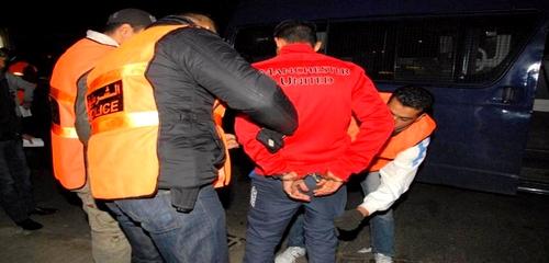 """صيد ثمين في عز جائحة """"كورونا"""".. الشرطة القضائية بالناظور تعتقل أكبر مروج لمخدر الهيروين بالإقليم"""