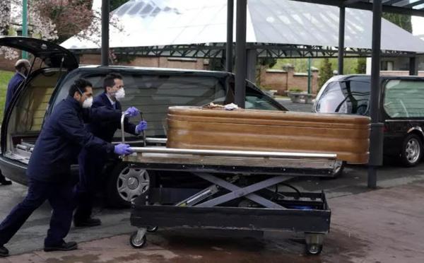 """فواجع فيروس """"كورونا"""" مستمرة باسبانيا.. وفاة 950 شخص في يوم واحد"""