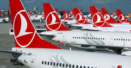 إيواء أزيد من 1000 مغربي من العالقين بتركيا في فنادق بإسطنبول