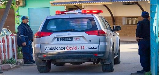 ارتفاع عدد المصابين بفيروس كورونا في المغرب الى  1184  حالة