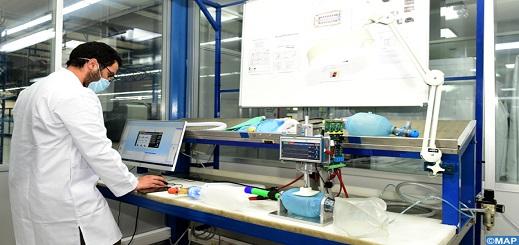"""شركة مغربية تتجه لإنتاج أجهزة تنفس اصطناعية """"محلية الصنع"""" موجهة للمصابين بكورونا"""