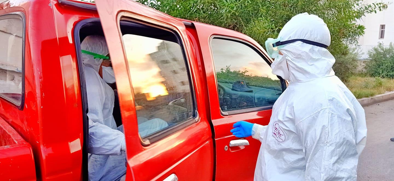 إرتفاع عدد الإصابات بمدينة الحسيمة والعدد يصل إلى 10 حالات