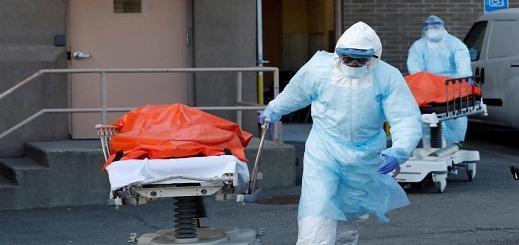 كورونا.. 5 آلاف وفاة في يوم واحد بأميركا و31 ألف وفاة منذ بداية الجائحة