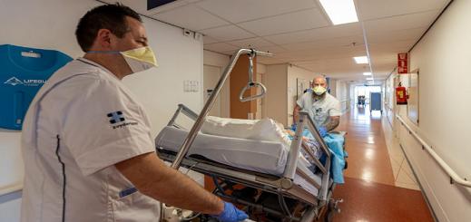 """هولندا.. 181 وفاة و1061 إصابة جديدة بـ""""كورونا"""" خلال 24 ساعة"""