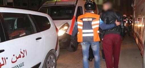 عدد الموقوفين بسبب خرق حالة الطوارئ الصحية بإقليم الحسيمة بلغ 186 شخصا