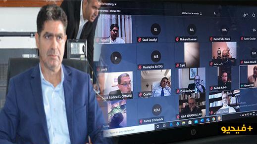 في إجتماع مع رئيس الحكومة.. الفتاحي يطالب بإيجاد حل للمغاربة العالقين بمليلية وأبناء الجالية