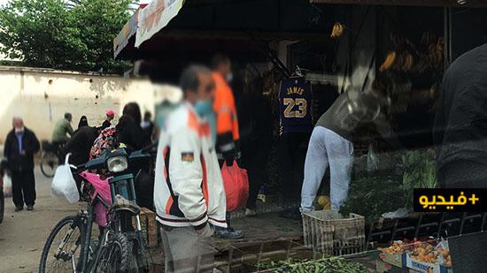 شاهدوا.. المواطنون يقبلون على التسوق بالناظور قبل حلول رمضان وفاعلون يطالبون بسن شروط جديدة لولوج الأسواق