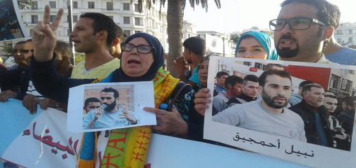 تصاعد إصابات كورونا بالسجون يجدد مطالب حقوقية بالعفو عن معتقلي الحراك ونشطاء الرأي