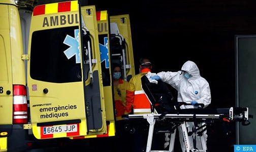 فيروس كورونا في إسبانيا .. أزيد من 24 ألف حالة وفاة وتعافي أكثر من 108 ألف حالة