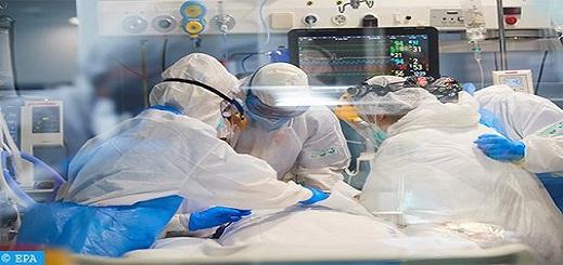 إسبانيا.. 276 حالة وفاة جديدة وأزيد من ألف إصابة في ظرف 24 ساعة