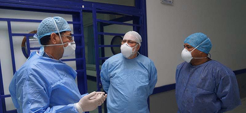 المصابون بفيروس كورونا المستجد في المغرب يتجاوزون الـ 5 آلاف حالة