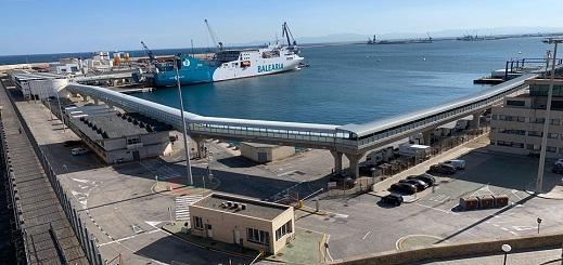 مندوبة الحكومة الإسبانية بمليلية تتحدث عن تاريخ إستئناف الملاحة الجوية والبحرية بالمدينة