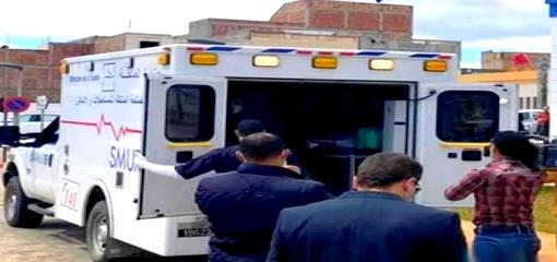 الحسيمة.. نقل 3 أشخاص إلى مستشفى القرب بامزورن بعد الاشتباه في اصابتهم بفيروس كورونا