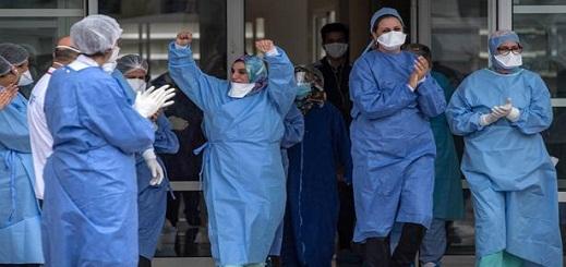 إرتفاع عدد المصابين الذين هزموا فيروس كورونا بالمغرب