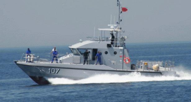 البحرية الملكية توقف 157 مرشحا للهجرة غير الشرعية في ثلاثة ايام
