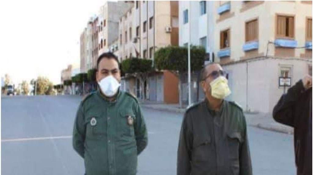 الحبس لشخص عنف قائد ملحقة إدارية بجماعة سلوان
