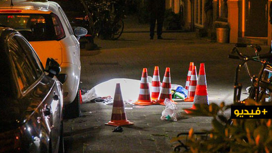 شاب من الدريوش تطلق عليه المافيا أكثر من 10 رصاصة بروتردام الهولندية