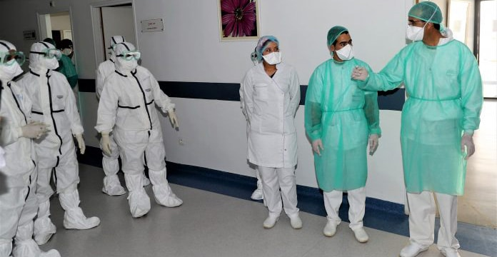 تماثل 108 شخص للشفاء من فيروس كورونا ولم تسجل أي حالة وفاة منذ 3 أيام