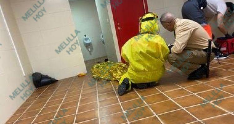شابة من الدريوش عثر عليها متوفية داخل مرحاض حلبة الثيران المخصصة لإيواء العالقين بمليلية