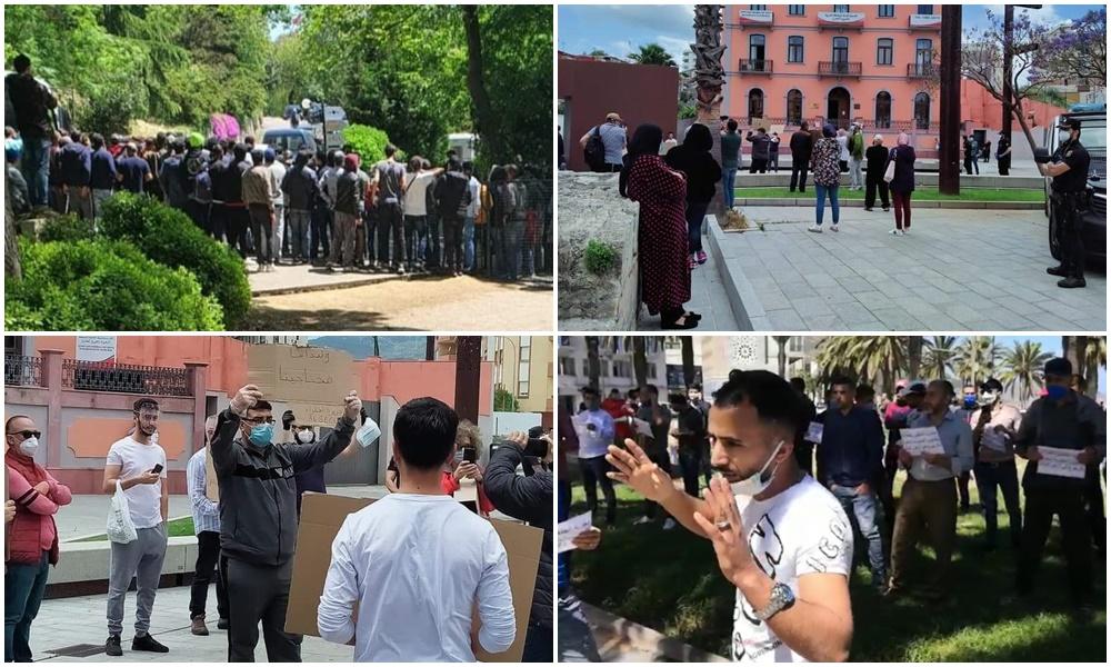 بعد وفاة الشابة المنحدرة من الدريوش.. المغاربة العالقون بالخارج يستعدون للإحتجاج مرة أخرى