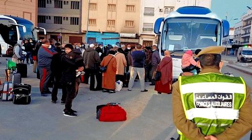 هذا موعد ومكان انطلاق الحافلات التي ستعيد الناظوريين العالقين إلى ألمانيا