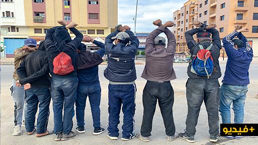 حراكة بالناظور يرفضون عزلهم في مراكز الإيواء بسبب سوء المعاملة