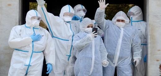خلال 18 ساعة الماضية بالمغرب .. 158 حالة شفاء و0 حالة وفاة