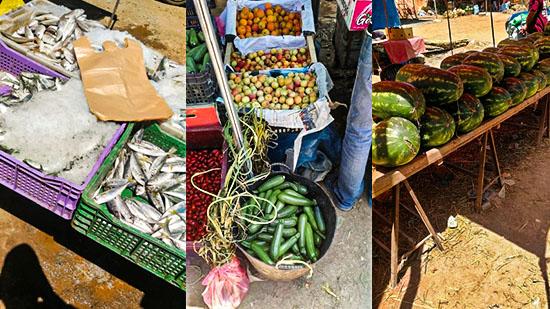 إرتفاع أسعار الخضر والفواكه بتمسمان يثقل كاهل المواطنين بالمنطقة