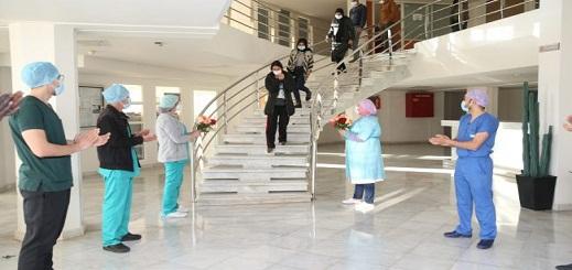 إرتفاع العدد الإجمالي للحالات التي تماثلت للشفاء بالمغرب إلى 3732 حالة
