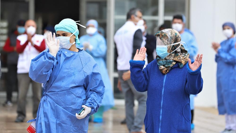 ارتفاع العدد الإجمالي لحالات الشفاء  بجهة الشرق إلى 149 متعافٍ من فيروس كورونا