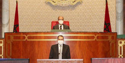 العثماني يعلن جاهزية سيناريوهات عودة المغاربة العالقين بالخارج