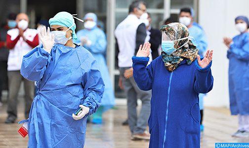 تسجيل 182 حالة شفاء جديدة وعدد المصابين يصل إلى 7211 مصابا