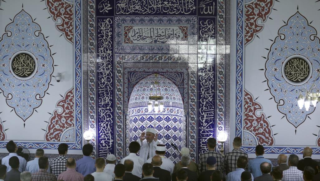 مساجد دورتموند وبتنسيق مع المجلس المركزي في حملة تضامن بالمانيا