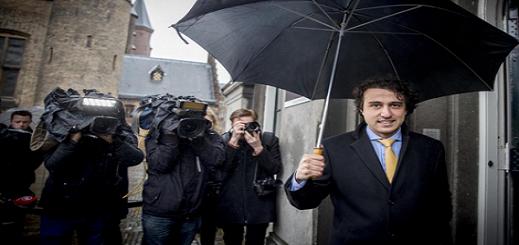 """السياسي الهولندي المعروف """"فراس كلافر"""" يقرر زيارة الحسيمة للقاء عائلة والده لأول مرة"""