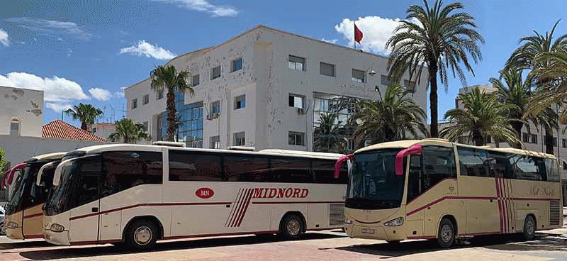 هذا موعد انطلاق رحلات نقل مغاربة عالقين بالناظور إلى ألمانيا