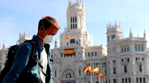 الحكومة الإسبانية تدرس قرار تمديد حالة الطوارئ في البلاد بسبب كورونا