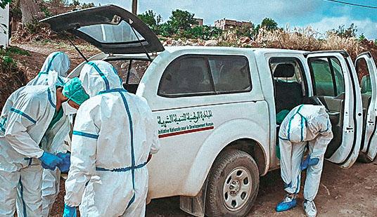 الدريوش.. إجراء تحاليل مخبرية ل55 شخصا بتروكوث خالطوا مصابة بالحسيمة