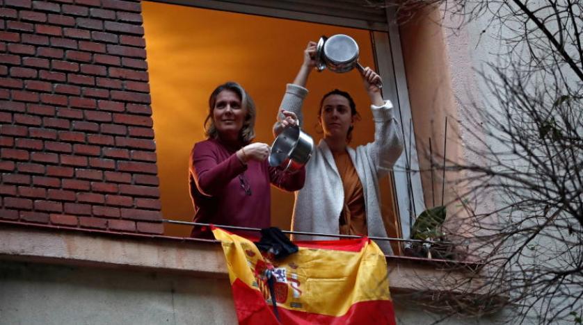 لأول مرة منذ 3 أشهر.. إسبانيا بدون وفيات بسبب كورونا خلال الـ 24 ساعة الماضية