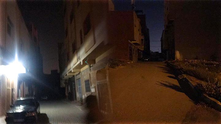 إطفاء أضواء الإنارة العمومية مع الثانية صباحا في بني نصار وفرخانة يثير إستياء الساكنة