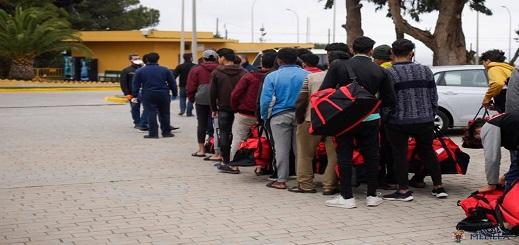 حزب بمليلية يدعو إلى إعادة القاصرين الى المغرب وتوزيع تكاليف رعايتهم على المتضررين من كورونا
