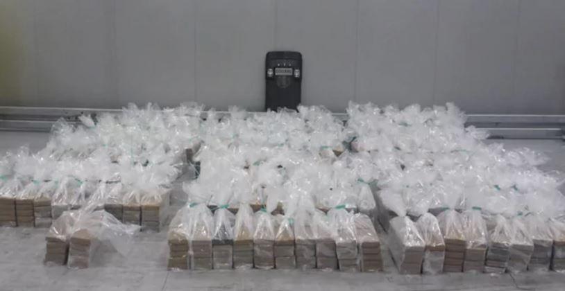 روتردام.. ضبط 2020 كيلوغراما من الكوكايين بقيمة 151 مليون يورو