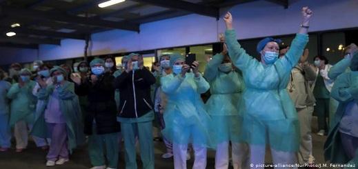 """إسبانيا لم تسجل أي حالة وفاة بـ""""كورونا"""" لليوم الثالث على التوالي"""