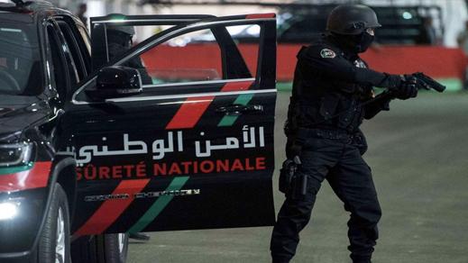 شرطي بالحسيمة يستعمل سلاحه لتوقيف شخص هدد سلامة الاشخاص