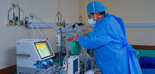 إدارة مستشفى الحسني تنفي تقليص الطاقة الاستيعابية لقسم الإنعاش