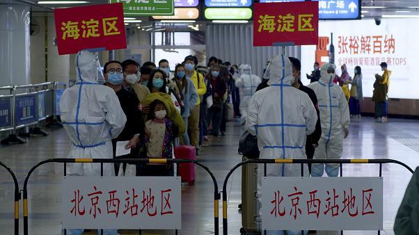 الصين تغلق مدارس بكين وتحذر من موجة ثانية لفيروس كورونا