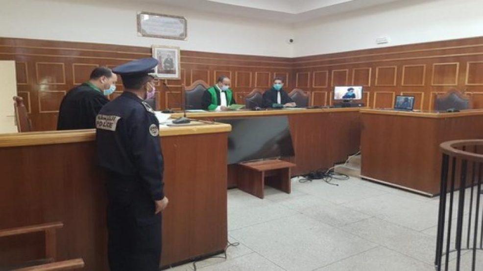 ابتدائية الحسيمة توزع 23 سنة سجنا على متهمين بالاتجار في المخدرات القوية